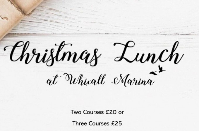 Christmas Lunch Ad